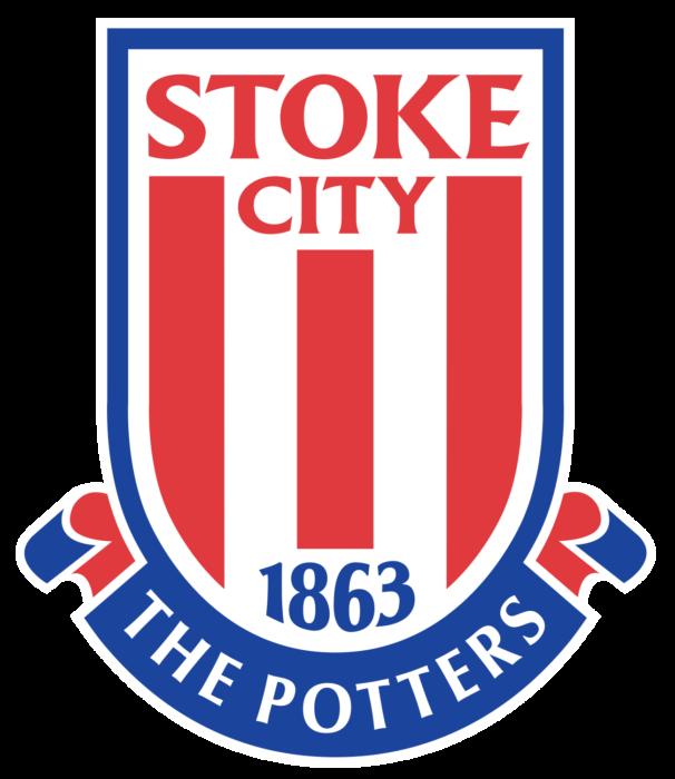 Stoke City logo, logotype, crest