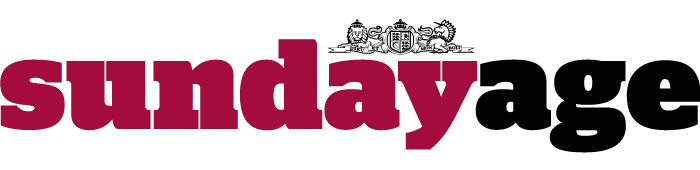 Sunday Age logo, logotype