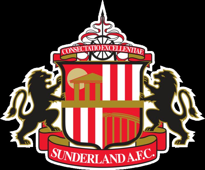 Sunderland AFC logo, crest