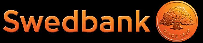 Swedbank logo, logotype, emblem