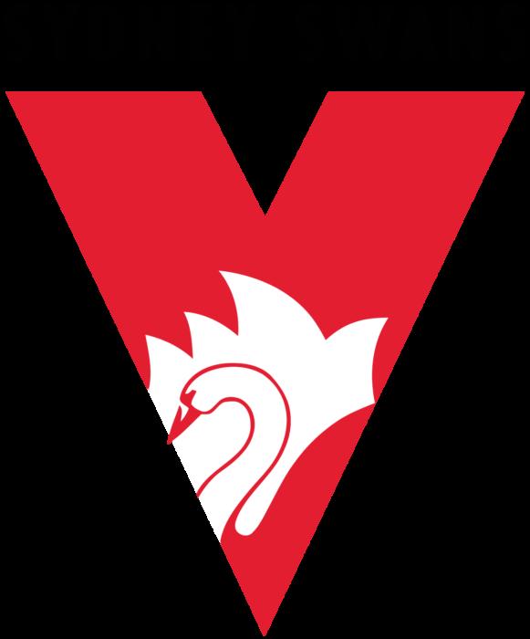 Sydney Swans logo, logotype