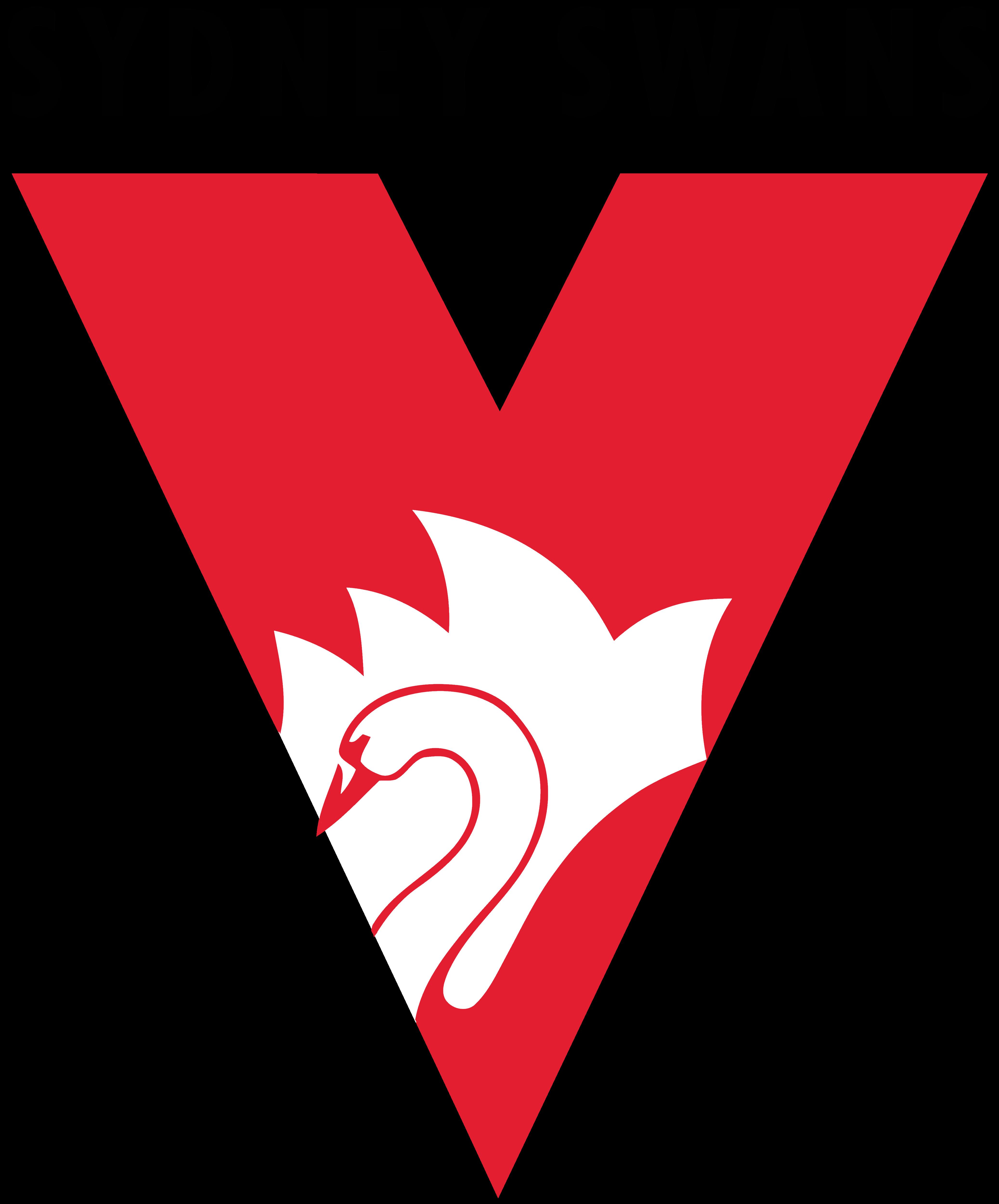 Sydney Swans Fc Logos Download