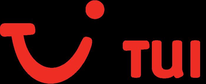TUI logo, logotype