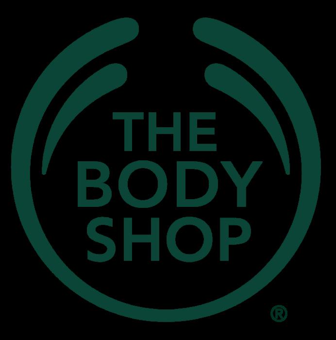 The Body Shop logo, green
