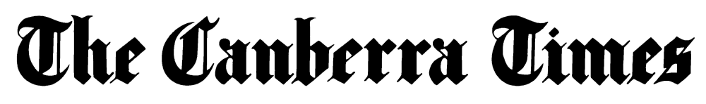 Image result for the canberra times logo