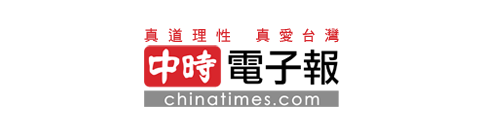 The China Times logo, chinese