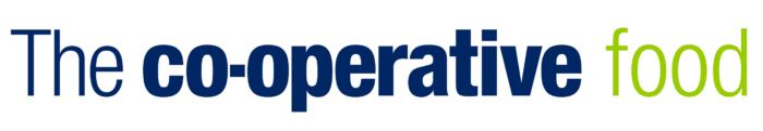 The Co-operative Food logo, wordmark