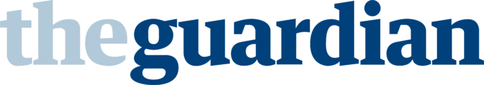 The Guardian logo, logotype