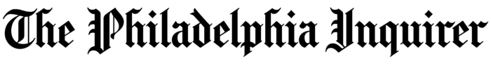 The Philadelphia Inquirer logo, full black