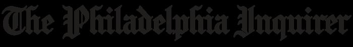 The Philadelphia Inquirer logo, wordmark