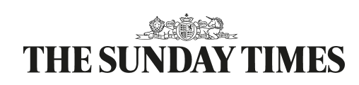 The Sunday Times logo, wordmark