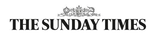 The Sunday Times logo, wordmark