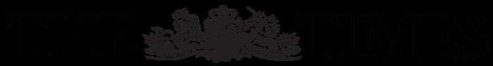 The Times logo, wordmark