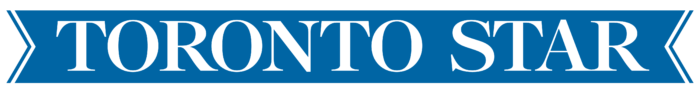 The Toronto Star logo, blue