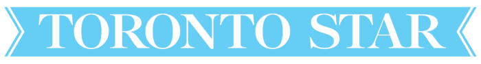 The Toronto Star logo, light blue