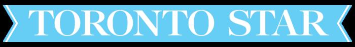 The Toronto Star logo, light blue