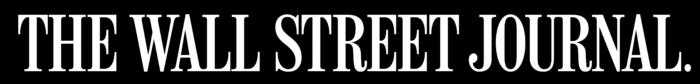 The Wall Street Journal logo, black