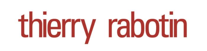 Thierry Rabotin logo, logotype