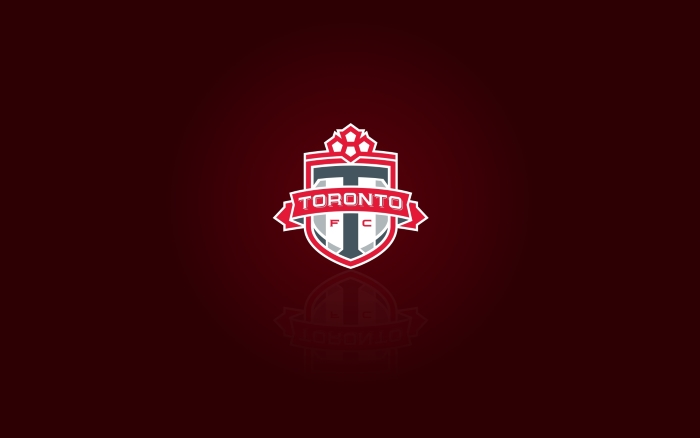 Toronto FC wallpaper with logo 1920x1200
