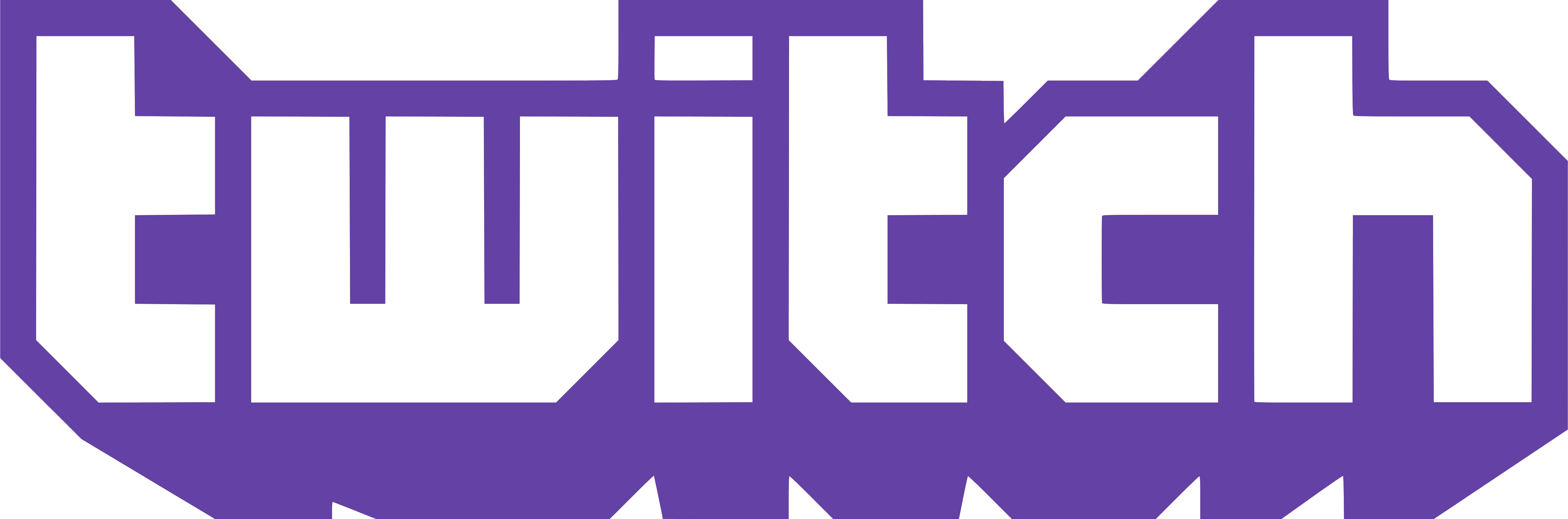 Twitch u2013 Logos Download