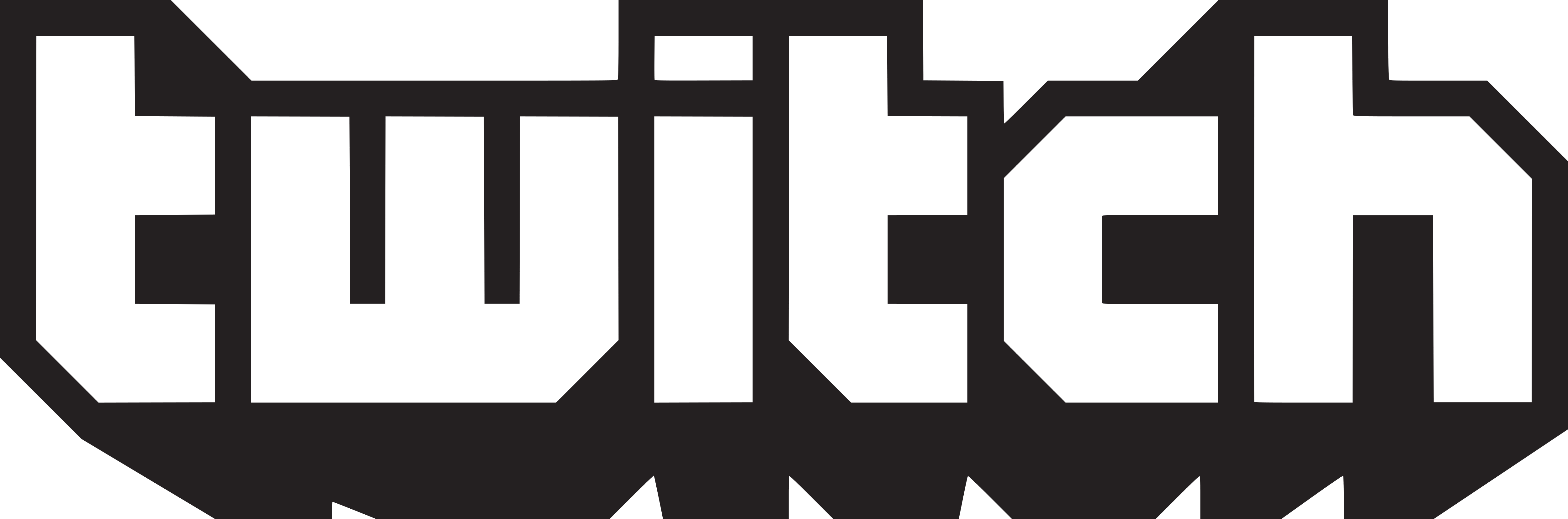 Twitch - Logos Download
