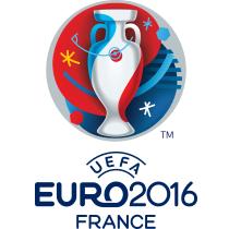 UEFA Euro 2016 logo, France