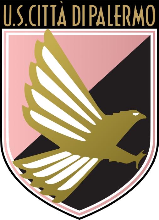 US Città di Palermo logo, gradient