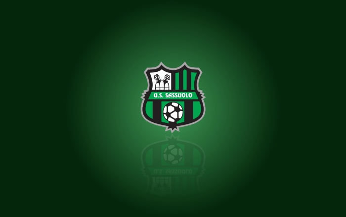 US Sassuolo wallpaper, desktop background with club logo on it 1920x1200