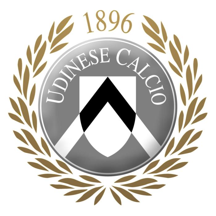 Udinese Calcio logo, logotype