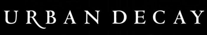 Urban Decay logo, black