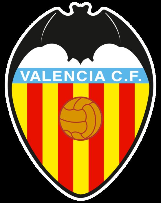 Valencia CF logotipo, logo