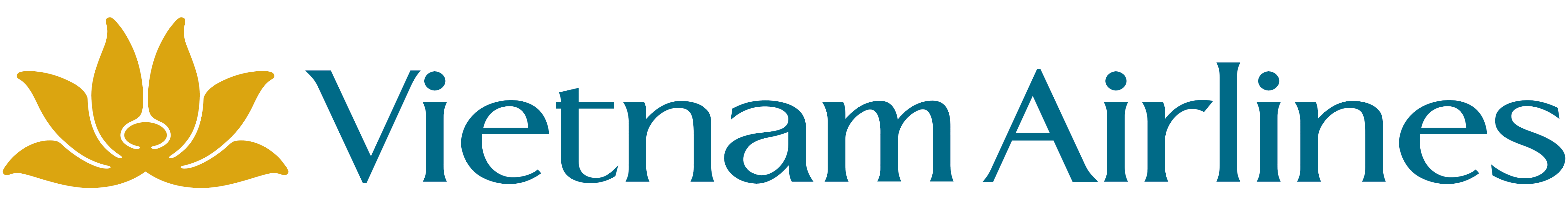 Vietnam Airlines logo, logotype