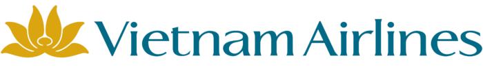 Vietnam Airlines logo, white bg
