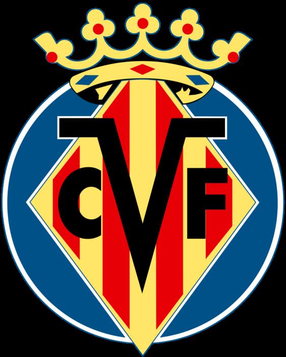 Villarreal CF logo, crest, logotipo