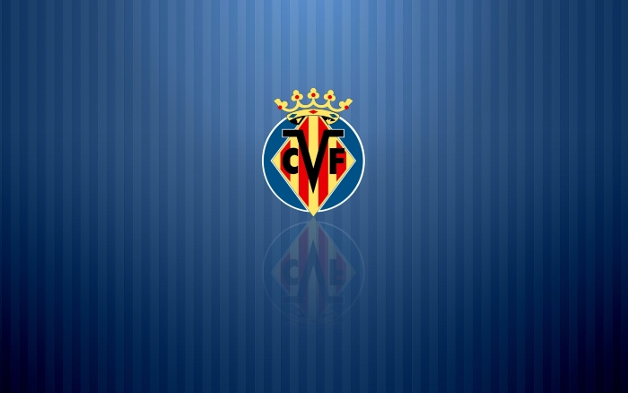 Villarreal CF wallpaper, widescreen desktop background with club logo, full size is 1920x1200px