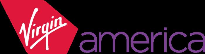 Virgin America logo, logotype