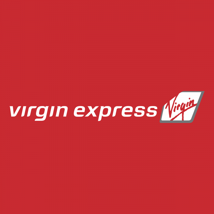 Virgin Express logo
