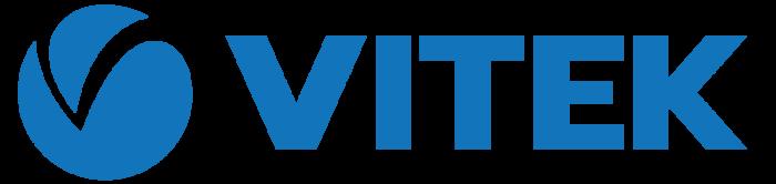 Vitek logo, logotype