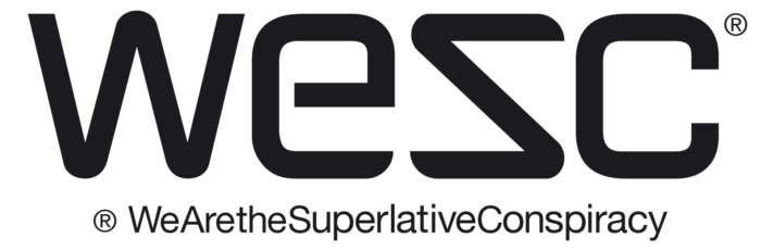 WESC logo, logotype