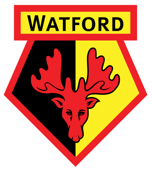 Watford FC logo, logotype, crest