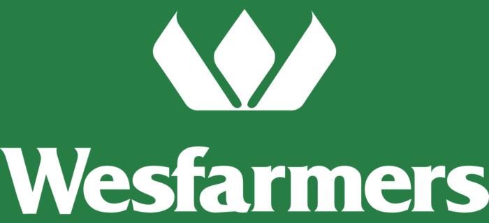 Wesfarmers logo, green