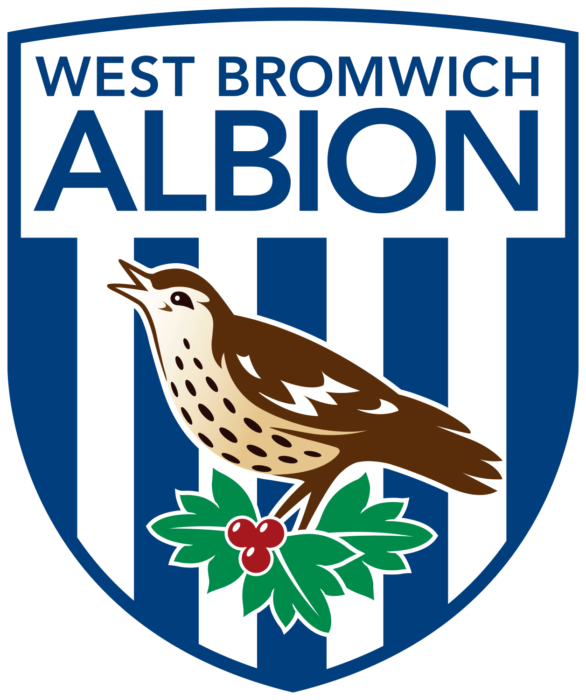 West Bromwich Albion logo, logotype, crest