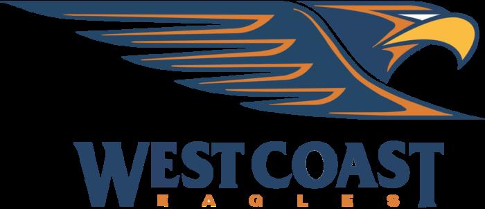 West Coast Eagles logo, logotype