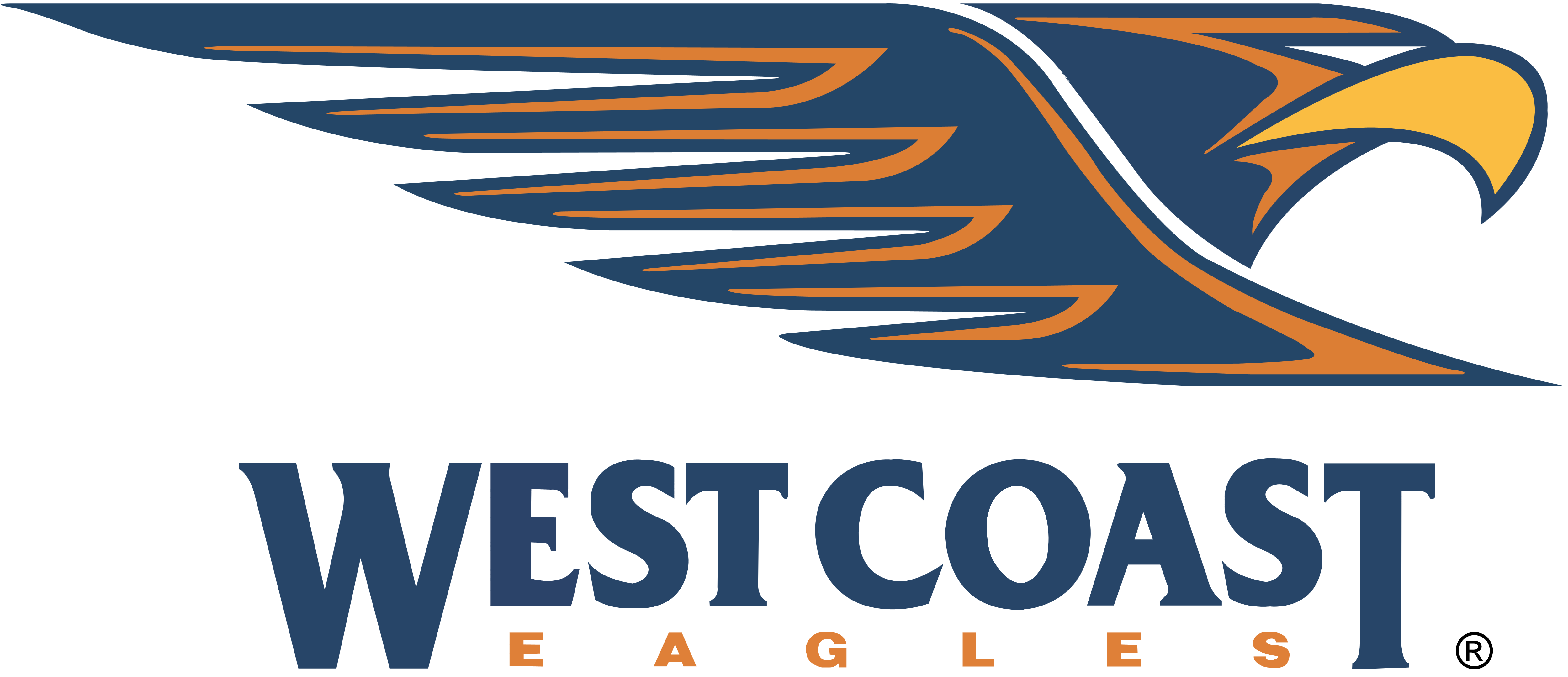 West Coast Eagles FC u2013 Logos Download