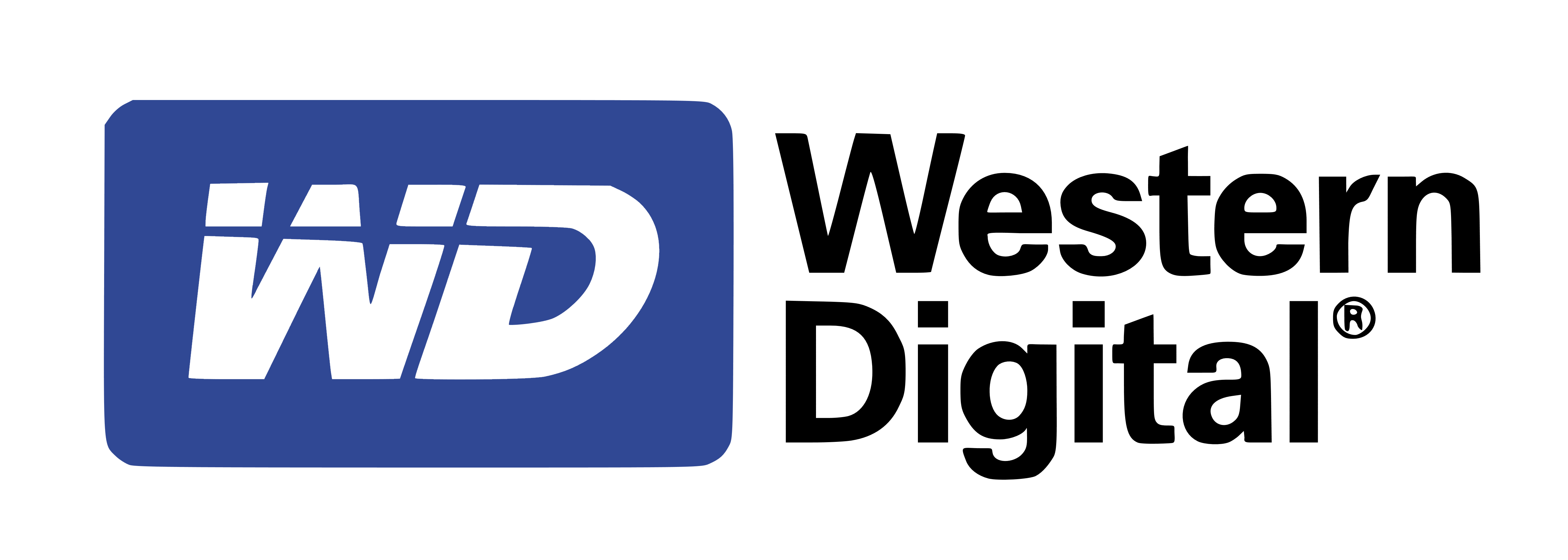 Image result for western digital logo