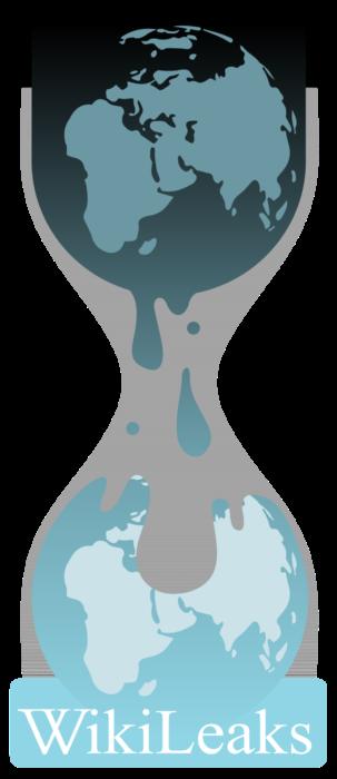 WikiLeaks logo, logotype