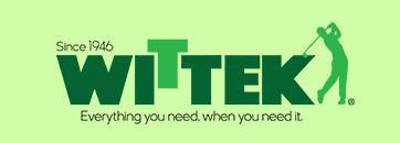 Wittek logo, green