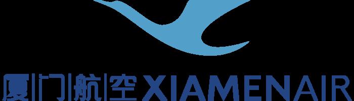 XiamenAir logo, logotype, emblem