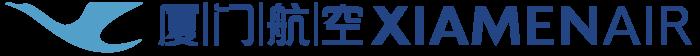 XiamenAir logo, transparent bg