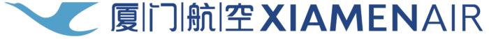 XiamenAir logo, white bg